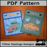 PDF Pattern for Fabric Pock..