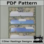 PDF Pattern for File Folder..