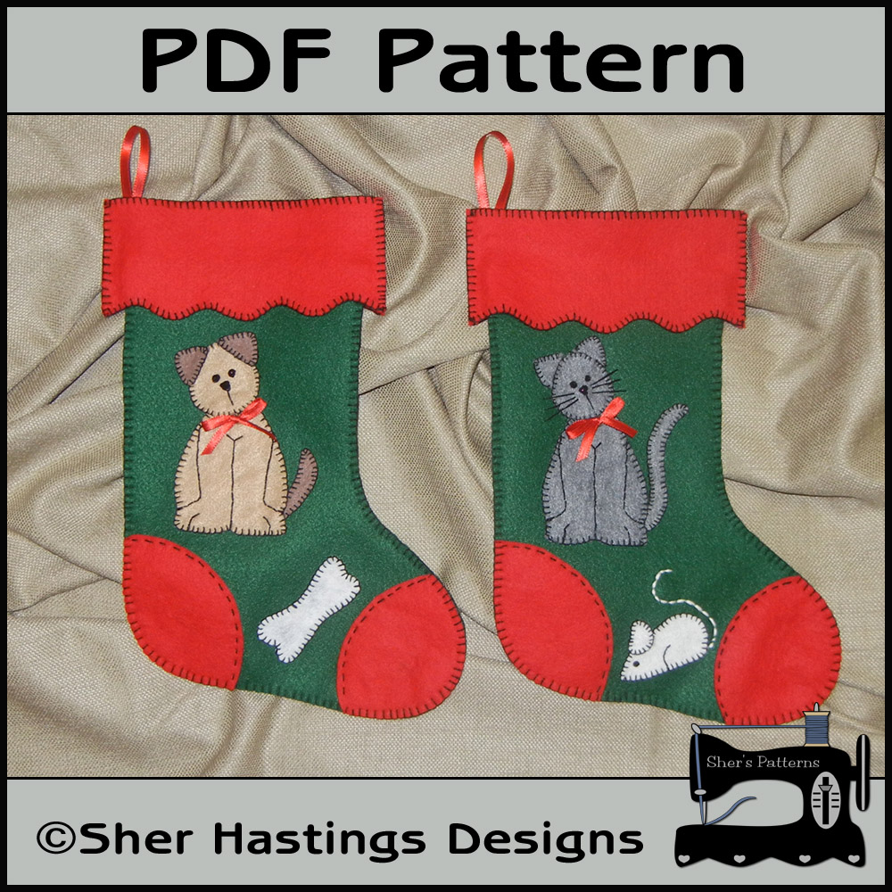 Christmas Stockings Knitting Patterns